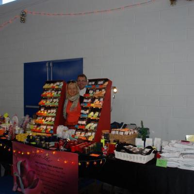 marché de Noël Goderville 2012