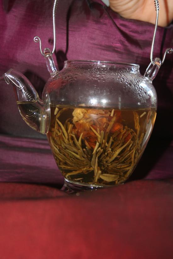 Fleurs de thé