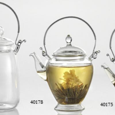 Théières pour fleur de thé 19,90 E