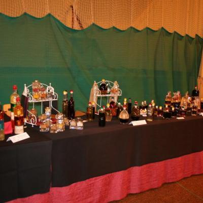 Salon des vins et de la gastronomie Gravenchon 2010