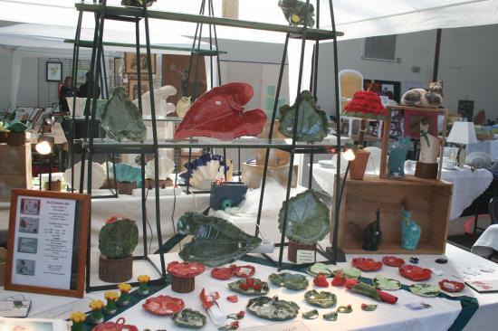 marché d'Arts de St Pierre les Elbeufs