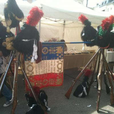 Marché tradition Montivilliers 2013